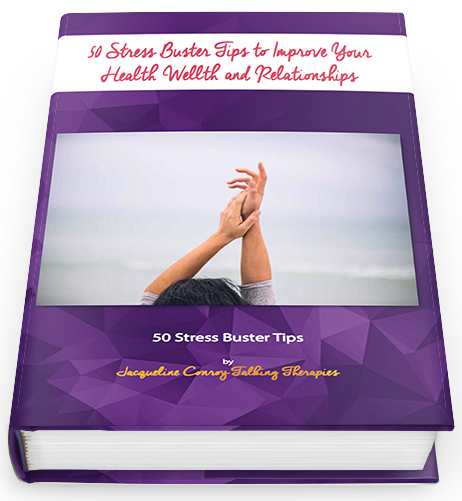 Stress buster tips HC transparent copy